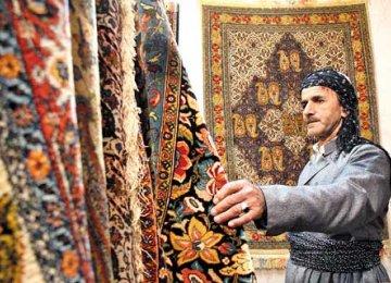 Handicrafts Expo in Kurdestan