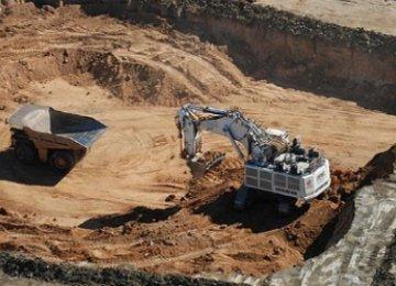 Semnan Mining Output: 15m Tons