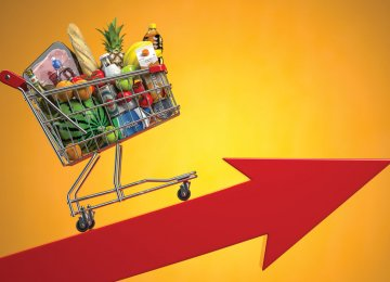 'Food & Beverages' Registers Highest Monthly Price Rise