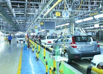 Iran Annual Auto Output Report: 2018-19