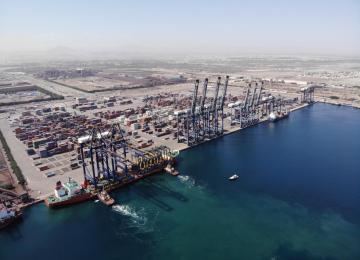 Iran's Trade With Oman Burgeoning