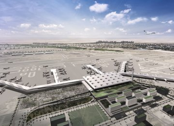Call for Designing Iran's Biggest Airport Terminal Issued