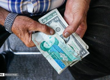 Iran Currency Market: Rial Seems Unperturbed by New US Restrictions