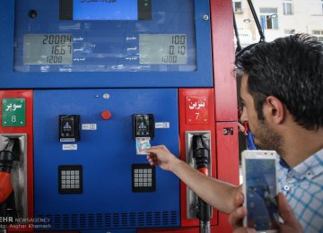 Iran's Gasoline Rationing Plan on Hold, for Now