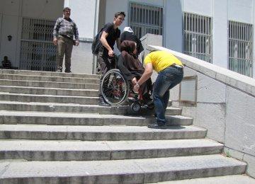 Iran Metropolises Getting More Disabled-Friendly: Report
