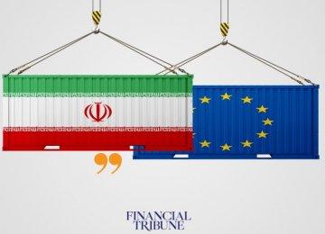 Iran's Q1 Trade With EU Tops €1b