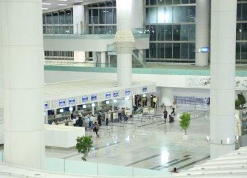 Tehran IKIA's Salaam Terminal to Handle More Int'l Flights