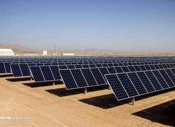Iran: Switching to Renewables is the Demand of Wisdom