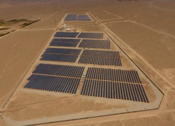 Renewables Help Iran Save 575m Liters of Water in Eight Years