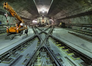 What Alborz Subway Project Looks Like