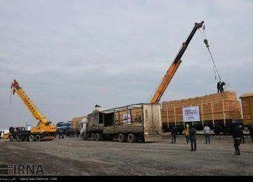 Iran's Non-Oil Trade With Caspian States Rises by 32 Percent