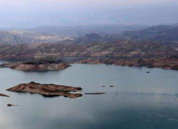 Higher Rainfall Over Six River Basins in Iran