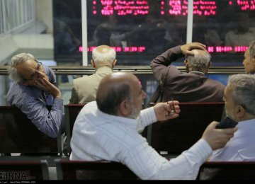 Tehran Stock Exchange Enters Correction Phase
