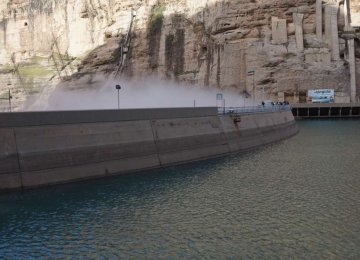 Iran Hydropower Capacity Doubles