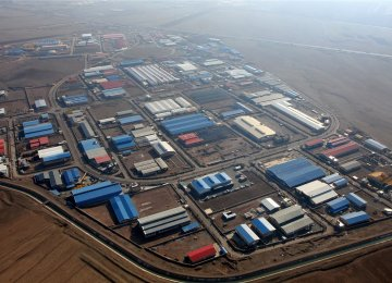 Iran: Industrial Investment Growing