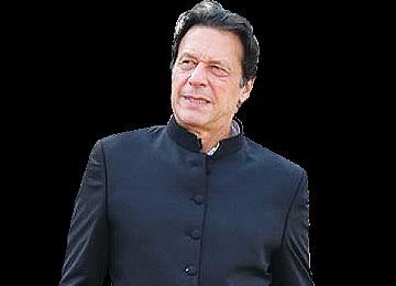 Imran Khan Arrives for Talks