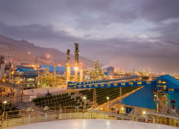 Iran Petrochem Industry Profit Margins High