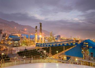 Iran Petrochem Industry Profit Margins High