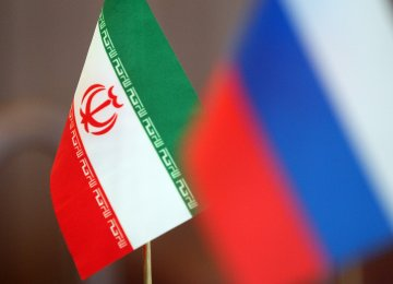 Tehran, Moscow Step Up Trade Talks