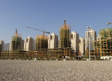 Iran Gov't to Launch Construction of 150,000 Homes This Week