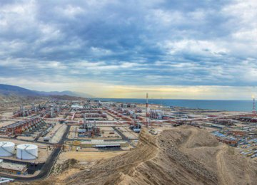 Iran: South Pars Phase 13 Near Completion