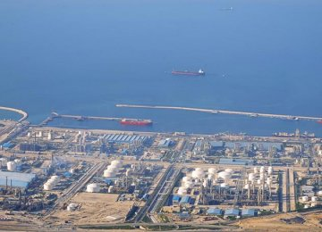 Iran's South Pars Non-Oil Exports Rise 23%