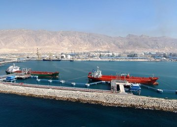 Iran Petrochem Export Revenue to Exceed $12b by March