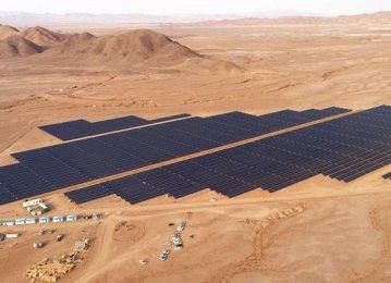 Renewable Progress Slow in Iran