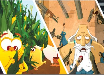 Iranian Animations Join Annecy Festival Lineup