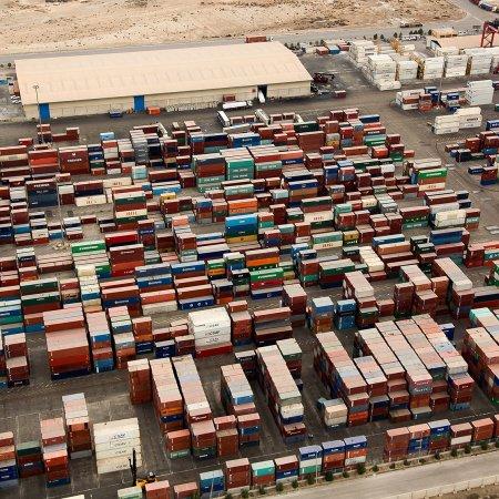 Iran: 17% Decline in Freight Traffic
