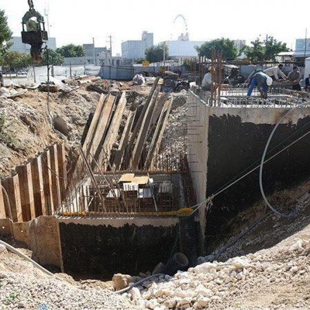 Bushehr Wastewater Network 80% Complete