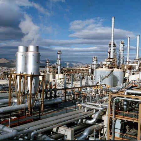 Gas Supply to Iran Petrochem Plants Rising