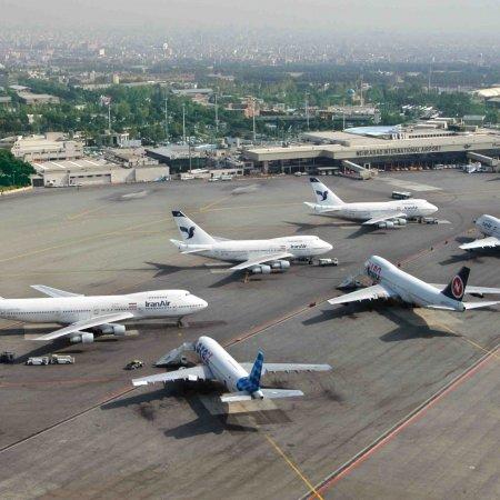 Mehrabad Airport Traffic Down 26%