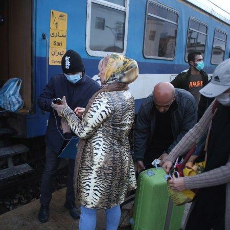 Rail Passenger Transport Down 67%