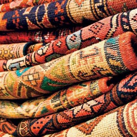 Handmade Carpet Shipments Decline to Decades Low