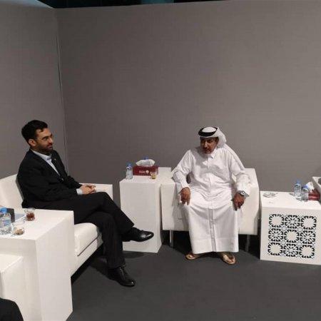 Iran, Qatar Eye ICT Coop. Ahead of 2020 World Cup