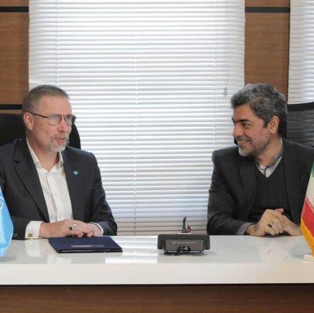 UNICEF, Iran Pardis Technology Park Sign Cooperation Agreement