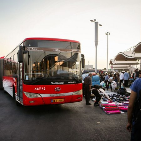 Hundreds of New Vehicles Joining Tehran Public Transportation Fleet