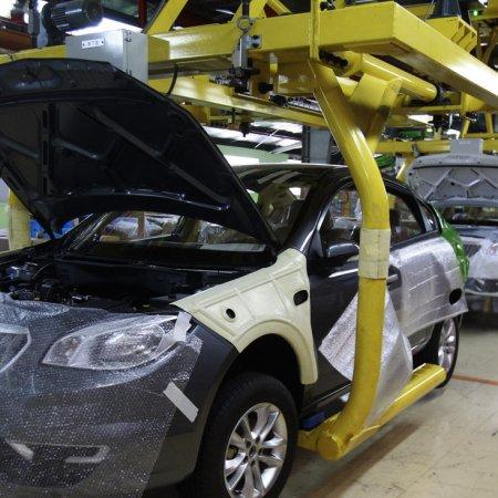 Iranian Tech Firm to Aid Auto Upgrade