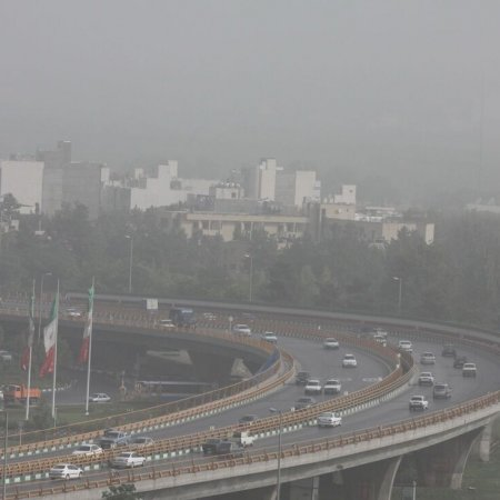 Main Tehran Air Pollution Culprit: 100,000 Dilapidated Passenger Cars