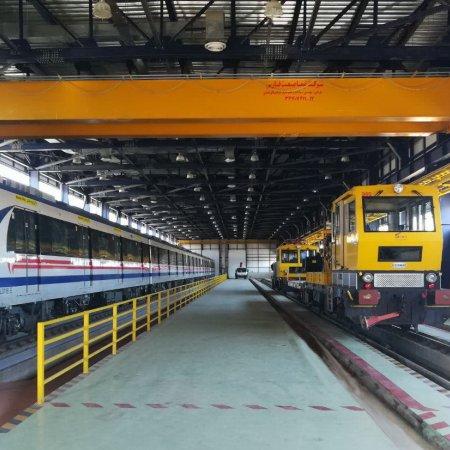 Tehran Metro Renovation Underway