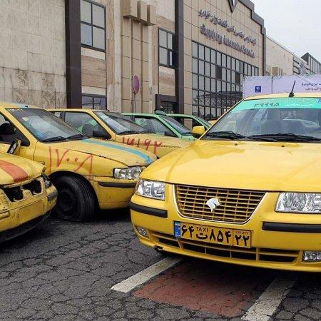 Renovation of Tehran Old Cabs Needs $181m
