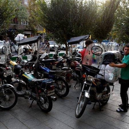 Iran's DOE Insists on Motorbike Scrappage Scheme