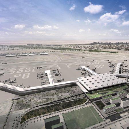 IKAC Focuses on Construction ofIran's Biggest Airport Terminal
