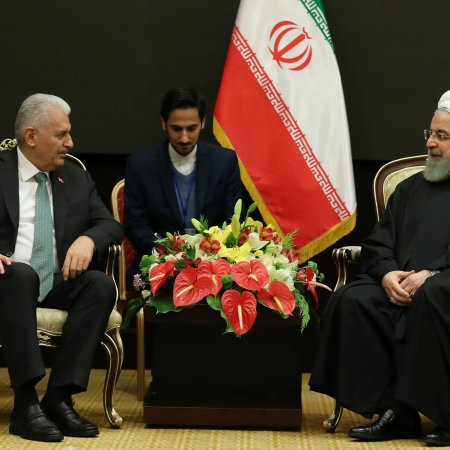 Rouhani Praises Turkey's Stance Against US Sanctions