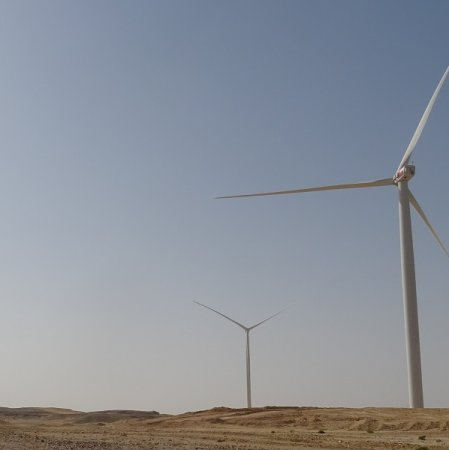 Oman's First Wind Farm Begins Generating Electricity