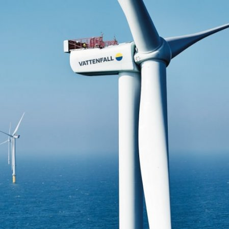 Scandinavia's Biggest Offshore Wind Farm Opens