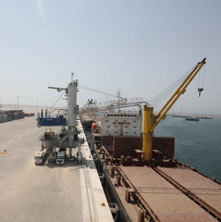 Indian Budget Allocates Close to $14 Million to Chabahar Port Project
