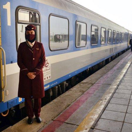 Rasht-Mashhad 5-Star Train Services Launched
