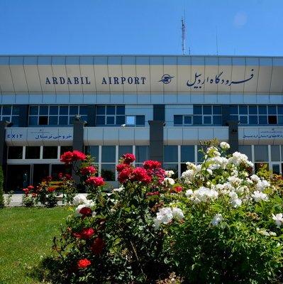 New Terminal at Ardabil Airport